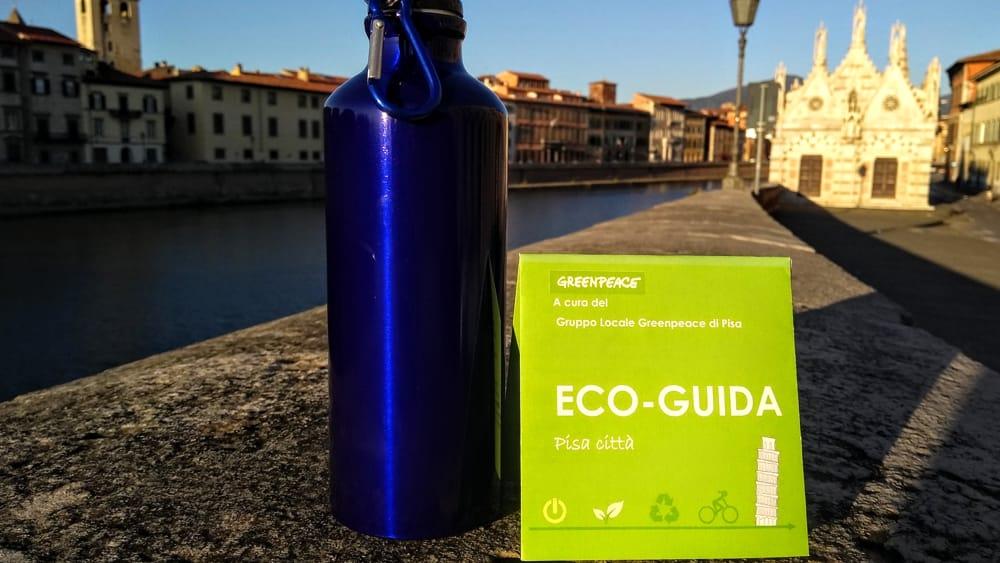 Fontanelli, mercati contadini, aree verdi: tutto il 'green' pisano nella eco-guida della città