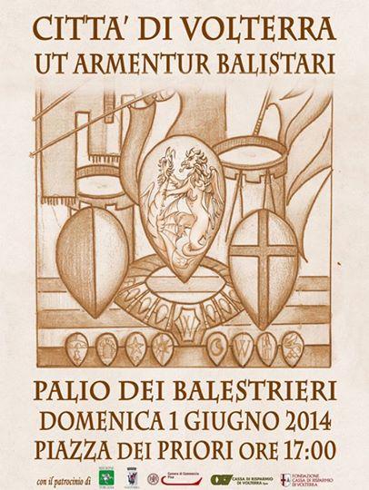 TORNEO DI TIRO CON LA BALESTRA A VOLTERRA