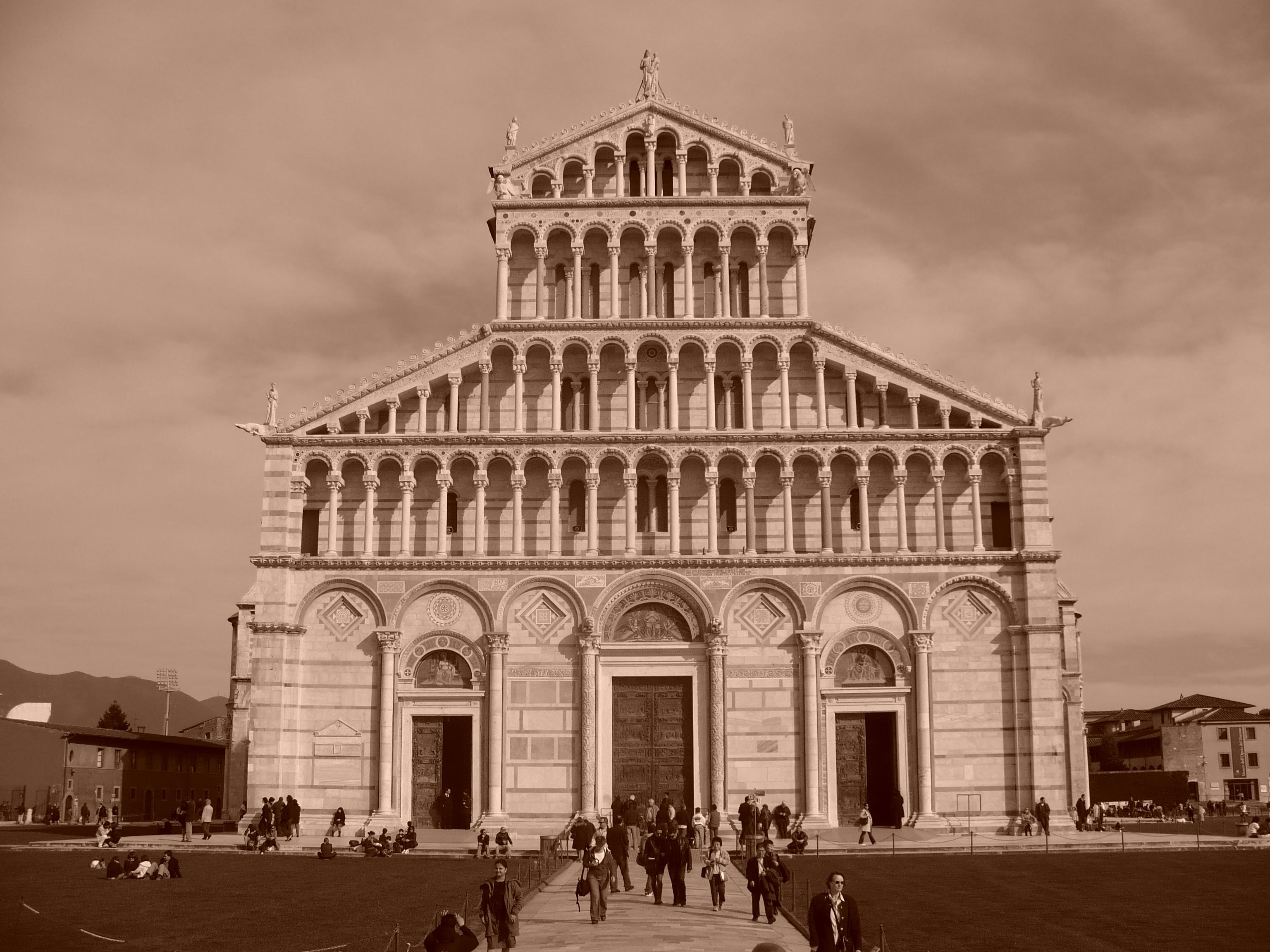 INCONTRI PER I 950 ANNI DALLA FONDAZIONE DELLA CATTEDRALE DI PISA